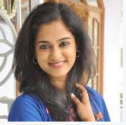 Richa Jain using the picture of the actress Nanditha Raj for her profile