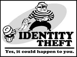 Comic: Identity Theft - Yes, it could happen to you