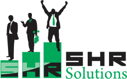 Logo of the scammer SHR Solutions